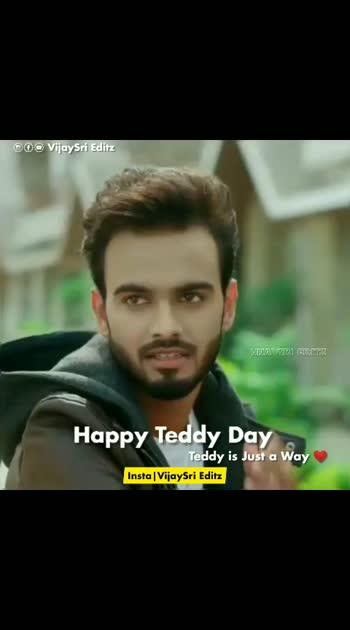 #teddyday