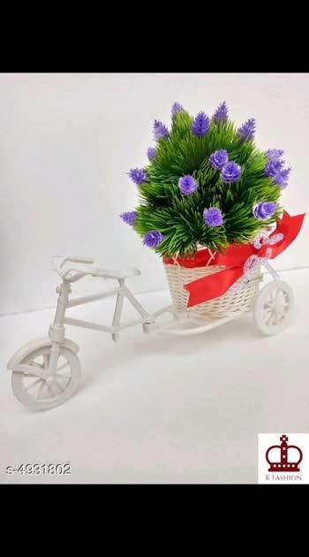 720 Only Cash on delivery Decorative Artificial Plant Material: Plastic Size: 17 cm Description: It Has 1 Piece Of Artificial Plant