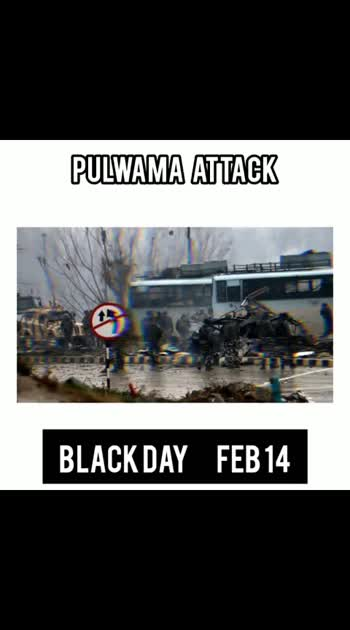 #pulwamaattack #Valentine'sday pray for them who died for us