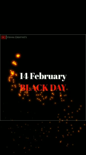 #pulwamaattack2019 #blackday