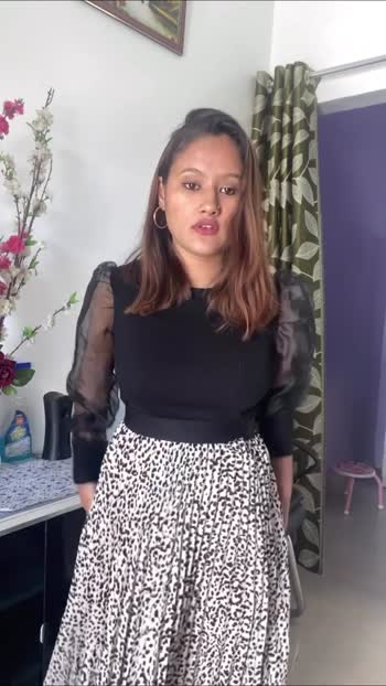 Date: 14-02-2020 Style tip for short height girls!! #stylingtips #stylingideas #stylingtipsandtricks #stylingvideo #fashionblogger