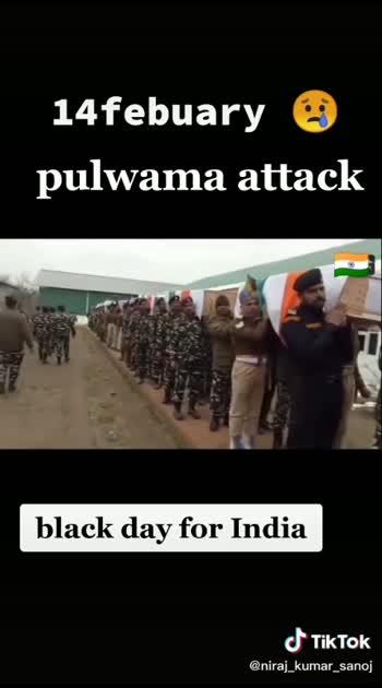 #blackdayforindia #pulwamaattack2019 #viralvideo
