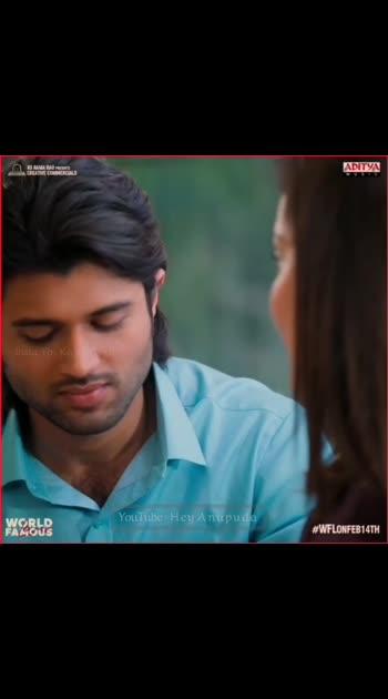 #World_Fomous_Lover #Vijay_Devarakonda #Raashikhanna #ishwariyaRajesh #catherine #Love_Status_Video #Hey_Anupuda #KaRthi_mR