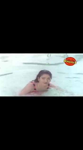 swimming scene scene