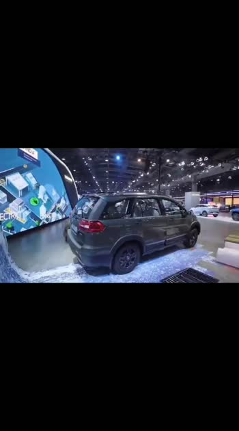 The Hexa Safari Edition – The Concept designed to rule every terrain. Check it out at Tata Motors Pavilion, Hall 14 at Auto Expo 2020. Stay tuned for all the latest updates on the Rugged, yet Refined SUV. Book you new hexa at nearest Tata motors showroom. #ConnectingAspirations #TMLatAE2020