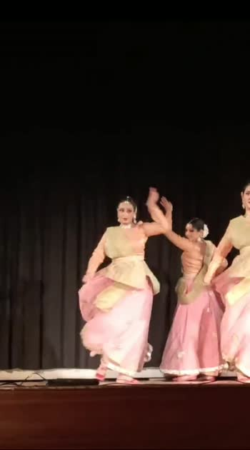 Kathak performance  #kathak #risingstar #roposostar