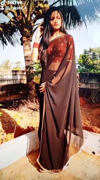 duniya se mugko churake💞🌏#sareelove #trending #blackislove