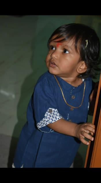 cuteness overloaded #nephewlove #roposoblogger #roposogirl #cutiepie