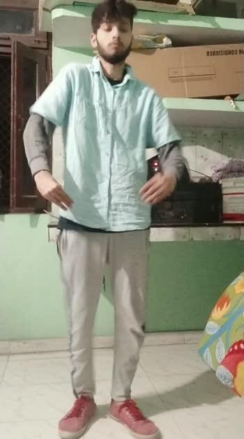 my freestyle popping dance video #poppingdance #poppinglove #danceindia #roposo #likeforlike #followmeonroposo #followforfollow #likesforlikesback