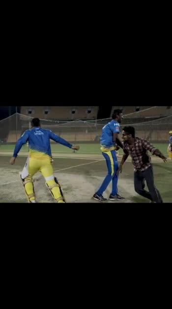 ##dhoni fan
