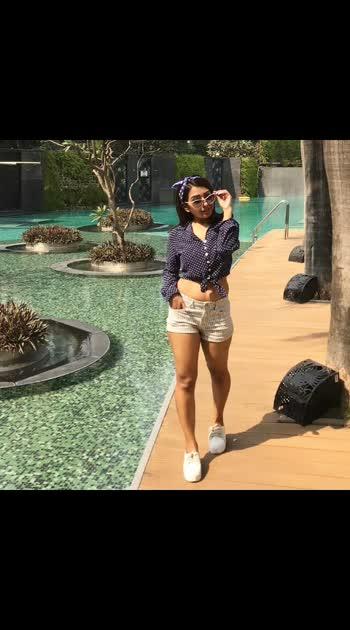 🌞 R u ready with Ur #summer  #wardrobe  To beat d #mumbai  heat in #style ? 👓 🔥  #anchoring🎤 #anchormumbai #emcee #ropolove  #roposobeauty  #roposostars  #roposostar  #summeroutfit  #summerfashion  #summer-style  #mumbaianchor #instavideo  #instagirl #emceemumbai #travel #emceelife #sayantibanerjee #wowdetector #live  #liveevents #photography  #travel