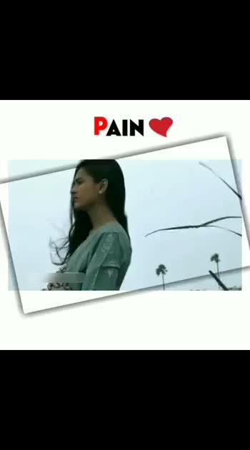 Pain....