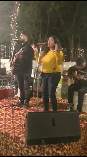 Tareefan Live! #roposo #roposostar #roposodaily #music_masti #tareefan #badshah