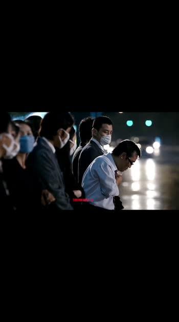 #coronavirus world shortest #horrorfilm #horrorscene