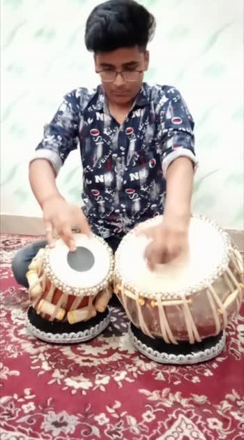 PUBG theme song tabla #tabla #tablabeats#tablacover #pubglovers