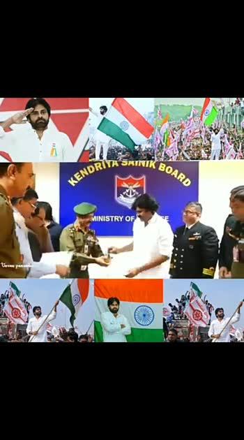 #నాకు తెలిసి ప్రతీ జనసైనికుడు జనసేన పార్టీలో ఉన్నందుకు గర్వంగా కాలర్ ఎగరేసి ఎక్కువ సంతోషం పొందిన రోజు ఈ రోజు...Feeling proud to be a fan of #PawanKalyan  Feeling proud to be #Janasainik   I don't have words to describe this emotion !! Love you #PawanKalyan   Jai Hind🇮🇳