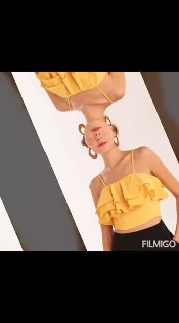 Women Tops & Tunics Fabric: Rayon . Multipack: 1 Sizes: S (Bust Size: 36 in, Length Size: 27 in)  XL (Bust Size: 42 in, Length Size: 27 in)  L (Bust Size: 40 in, Length Size: 27 in)  M (Bust Size: 38 in, Length Size: 27 in) . #fashionfactory  #india  #shopping #shoppingonline #shopnow
