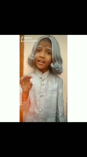#abdulkalamquote #abdulkalamthought #child  #fancydress 😊