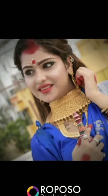 #beatschannel #bridalwear #bridaljewellery #bridalmakeup #bridal-jewellery #bridalfashion #bridalgoals #bengalimodel #beautiful #beatschannels #love-status-roposo-beats #lovestatus #lovesong