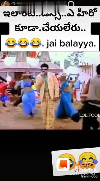 #jaibalayyababu  #jaibalayyadance