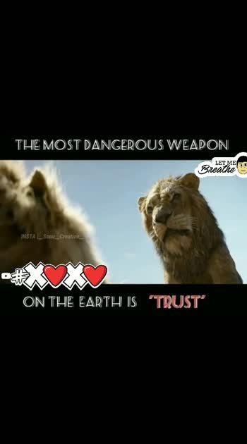 Trust #trust