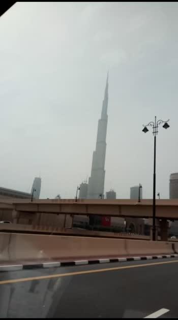 #burjkhalifa #dubai #metro