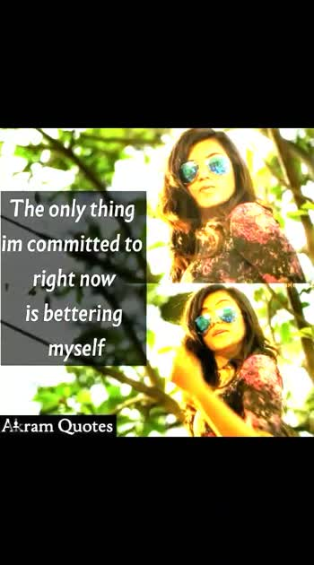 #myself