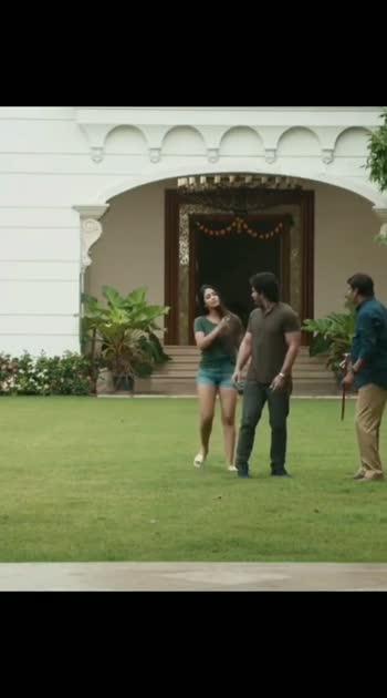 #naughty_girl #alavaikuntapuramlo_movie_ #nivethapethuraj
