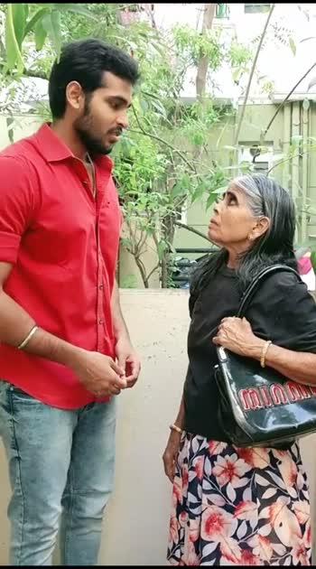 Thangamey 😉😜 #gethugrandma #thoufiq24 #tamil #tamilcomedy #nayanthara #vijaysethupathi #naanumrowdythaan #roposotamil #gg99 #15svines #paati #comedy