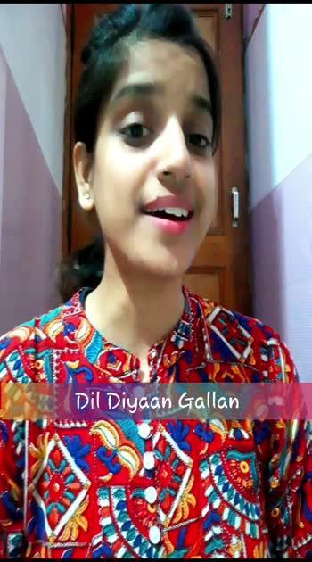 #dildiyangallan #singer #ladleetiwarifam
