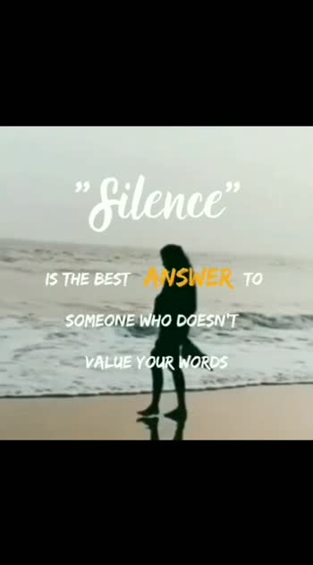#silence_is_my_weapon #silenceisbetterthanunnecessarywords #silence_of_the_nature #silence_love