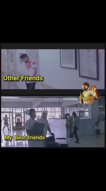 best friend vs friend