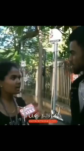 #truewords #tamilgirl #speech
