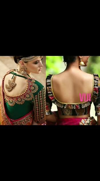 #blouse-models  #ladies-special
