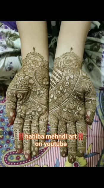 #mehndi #mehndidesign #mehandiart #hennadesign #hennaart