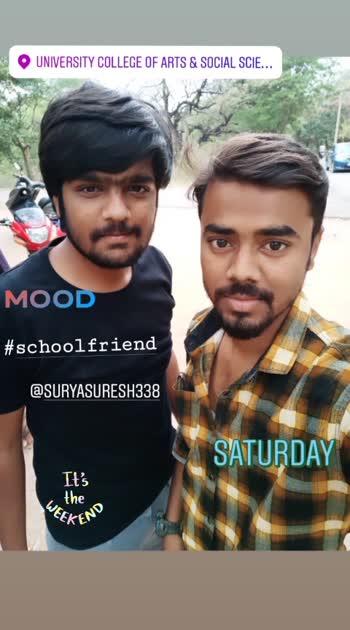 #saturdayvibes #schoolfriends #weekendvibes #roposostar