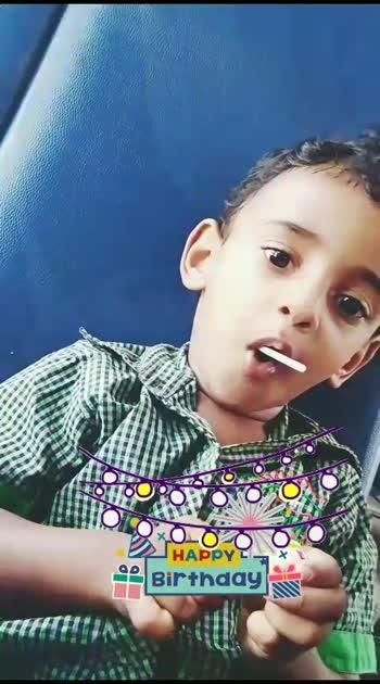Wish you happy birthday my dear chelllakutiiiiiii Mohammed fazil