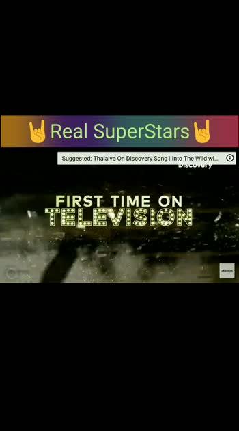 Both Superstars are into WILD #rajinikanthstyle #beargrylls  #beargrylls_rajinikanth #beargryllswithrajini 🤘😎👌👌👌