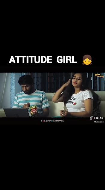 #attitudegirl