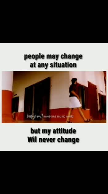 #attitude #attitudematters