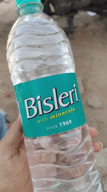 Bisleri drinking water
