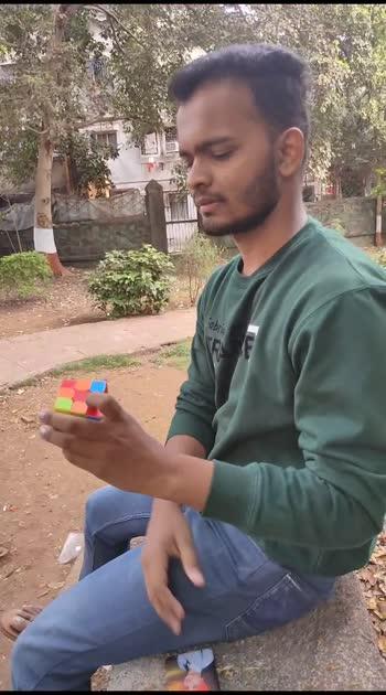 Cube solving #viralvideo #india #cube #viralvines