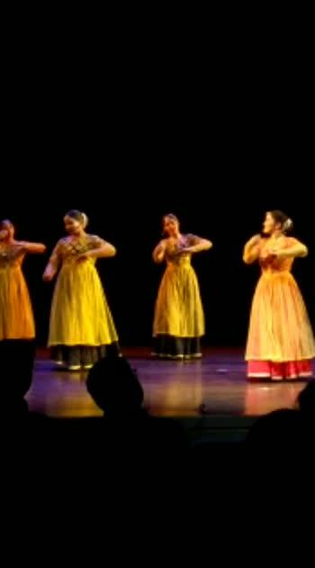 #risingstar #roposostar  #kathakdancer