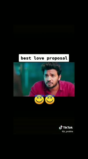 #loveproposalscene
