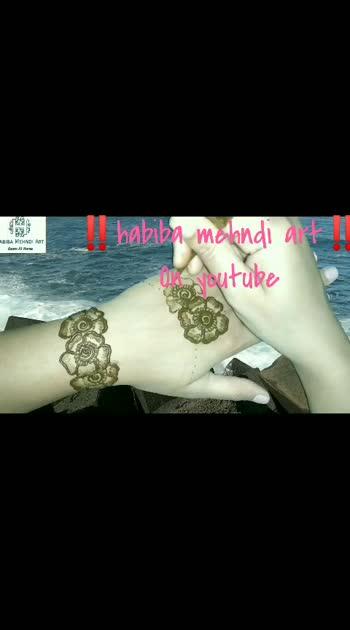 #mehndi #mehndi design #mehnditattoo #backhand mehndi #hennaart #hennadesign