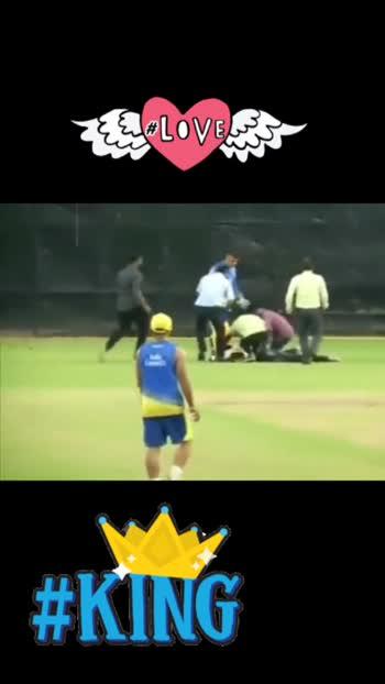 #dhoniforever #msdiansforever #sportstvchannel #roposo_star #sportstv #king #love