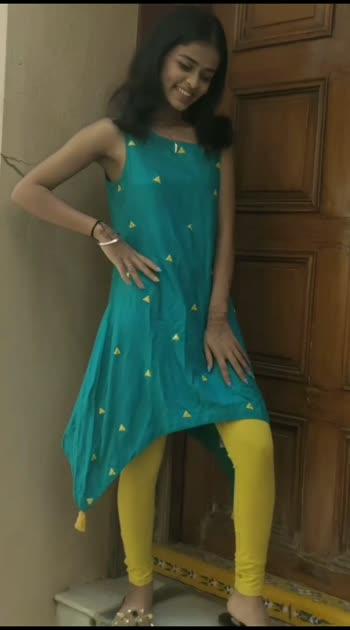 5 ways to style a kurthi #stylingtips #stylingideas