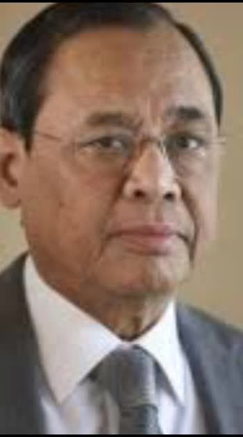 other justices are surprised when Ranjan gogoi
