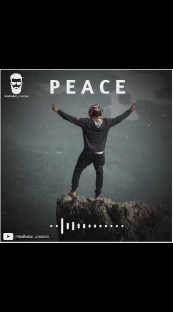 peace dude