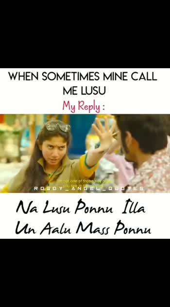 mari #danush-saipallavi